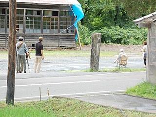 旧木細工小学校保存事業